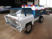 Tri-ang Vintage Hi-Way Milk Truck Unrestored Original. It's Christmas!!
