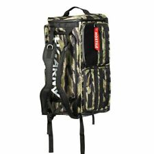 Hk Army Expand 35L Paintball Gear Bag Gearbag Tiger Camo
