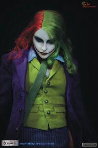 1/6 Scale onesixth WOLFKING WK89008A Female Joker Full Set