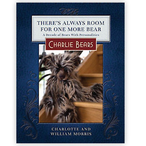 CHARLIE BEARS THERE'S ALWAYS ROOM FOR ONE MORE BEAR COLLECTORS BOOK PT 2