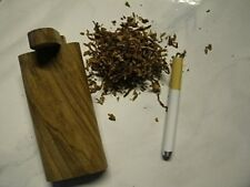 Oak Wood Dugout 4 Inch USA Seller.