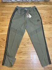 New listing Adidas Tiro 19 Woven Pants Legacy Green/Black New  Men's Sz Medium