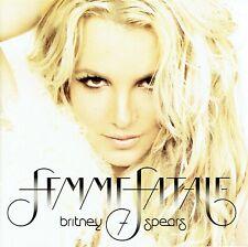CD - BRITNEY SPEARS - Femme Fatale