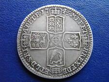 George II Lima Halfcrown 1745