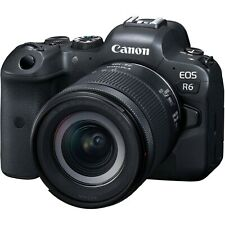 Canon EOS R6 w/24-105mm IS STM Lens & 64GB SDXC *NEW* *IN STOCK*