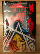 BATMAN DETECTIVE COMICS 7 ANARKY hardback hardcover graphic hc hb collects 30-34