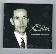 SLIMANE AZEM - LE MALHEUR DES TEMPS - CD 12 TITRES - 2007 - NEUF NEW NEU