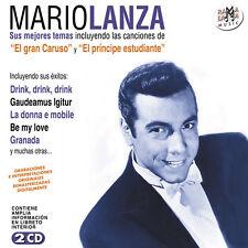 MARIO LANZA-SUS MEJORES TEMAS-2CD