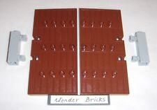 Lego Stockade Doors 70728 Castle Gate