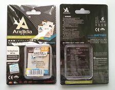 Batteria maggiorata originale ANDIDA 1800mah x Sony Xperia Neo V MT18i