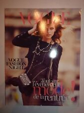 Supplément VOGUE PARIS N°940 septembre 2013 Vogue Fashion Night