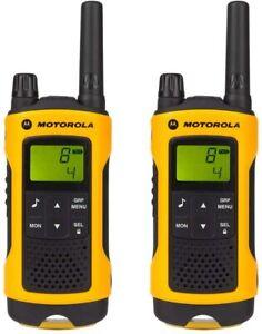 Motorola TLKR T80 Extreme Two-Way Radio Twin Pack