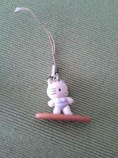 Laccetti cellulari Hello Kitty Surf Portachiavi Gadget Originali da Collezione