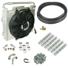BD Diesel Performance 1030606-DS-12 Xtrude Double Stacked Trans Cooler Kit NEW