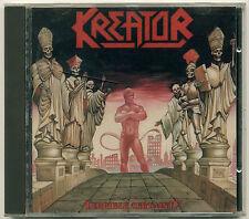KREATOR Terrible Certainty; 1987 CD Noise International