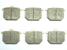 Front Rear Brake Pads For Honda CB 900 C 1980-1981 FZ FA Free Shipping Brakes