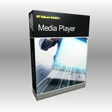 Media Player DVD AVI MP3 Software Computer Program