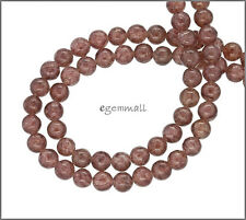"15.7"" Muscovite Common mica Round Beads ap. 6mm #85407"