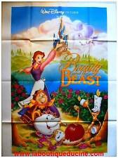 LA BELLE ET LA BETE / THE BEAUTY AND THE BEAST Affiche Cinéma / Movie Poster