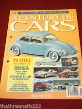 A CENTURY OF CARS # 11 - VW BEETLE