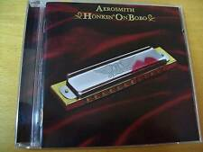 AEROSMITH HONKIN' ON BOBO CD MINT-