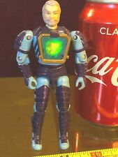 Mortdred Visionaries Visionary Blue Vintage Official Action Figure Rare hasbro