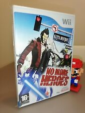 No More Heroes Nintendo Wii Pal Italian version like new pari al nuovo