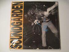 Chris Cornell Autographed Signed Louder Than Love Vinyl LP JSA #R18969