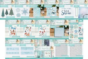 *NEW 2021* Crafters Companion - Watercolour Christmas SARA SIGNATURE COLLECTION
