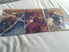 Blackball Comics Radical Dreamer #1 - 3