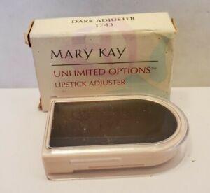 NIB Mary Kay 1743 DARK Unlimited Options Lipstick Adjuster .07 oz. DISCONTINUED