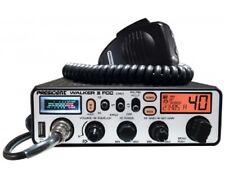 President Walker II FCC 40 Channel AM CB Radio With Weather Alert, VOX, USB Port