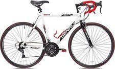 "New GMC Denali Road Bike 21-Speed 22.5"" Aluminum Frame Men Bicycle Shimano"