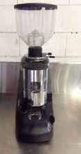 Black Mazzer ROBUR Commercial CONICAL Coffee Grinder For Cafe Bar Restaurant