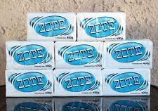 8 PCS for $26 JABON ZOTE AZUL Laundry Bar Soap 14.1 OZ 400g EACH