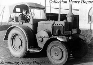 Lanz Ackerluft-Bulldog HR7 D8506 (Modell 1936-1955, Baujahr 1938), grau, WH OVP!