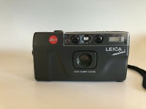 Leica Mini Elmar 35mm 3.5 Point and Shoot film Camera Japan film photography
