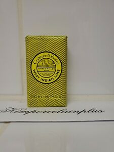 Crabtree & Evelyn Men Soap Triple Milled West Indian Lime NEW 5.3 Oz