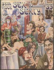 Sex To Sexty #35-1973 fn Girly / Girlie Humor Gag Panels Bill Ward Pierre Davis