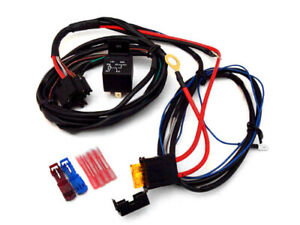 CCFL/LED Angel Eye Remote-On Headlight Wiring Kit for BMW E46 3-Series