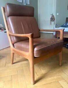 Teak Sessel Chair Design