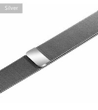 Correa Pulsera de acero Milanesa para Apple Watch series 1/2/3/4/5 42MM 44MM
