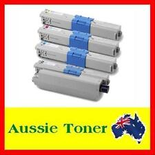 4x Toner Cartridge for OKI C301DN C321DN C301 C321 C301n Printer