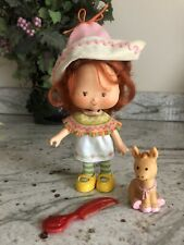 New ListingVtg Strawberry Shortcake Cafe Ole Doll With Burrito, Complete, Kenner 1980's
