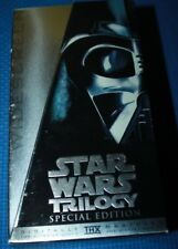 VHS Movie:Star Wars Trilogy Special Edition Digitally Mastered in THX Widescreen