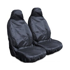 FORD KUGA FIESTA C MAX B MAX FOCUS HEAVY DUTY WATERPROOF SEAT COVERS BLK 1-1