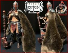 Mythic Legions: Wasteland Actionfigur Cassia Four Horsemen Toy Design figures