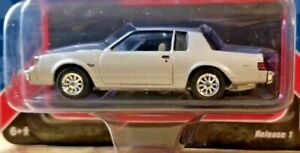 Racing Champions Mint 1986 Buick Regal T-Type 1:64 Diecast Car Release 1 #5