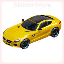 "Carrera GO 64119 Mercedes-AMG GT Coupé ""Solarbeam"" 1:43 Auto Slotcar Plus"