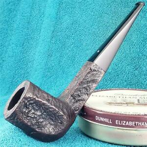 PATENT ERA! 1953 Dunhill SHELL ODA 836 PANEL BILLIARD English Estate Pipe CLEAN!